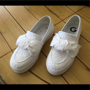 GUESS CHIPPY platform sneaker